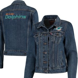 Levis Miami dolphins new with tag